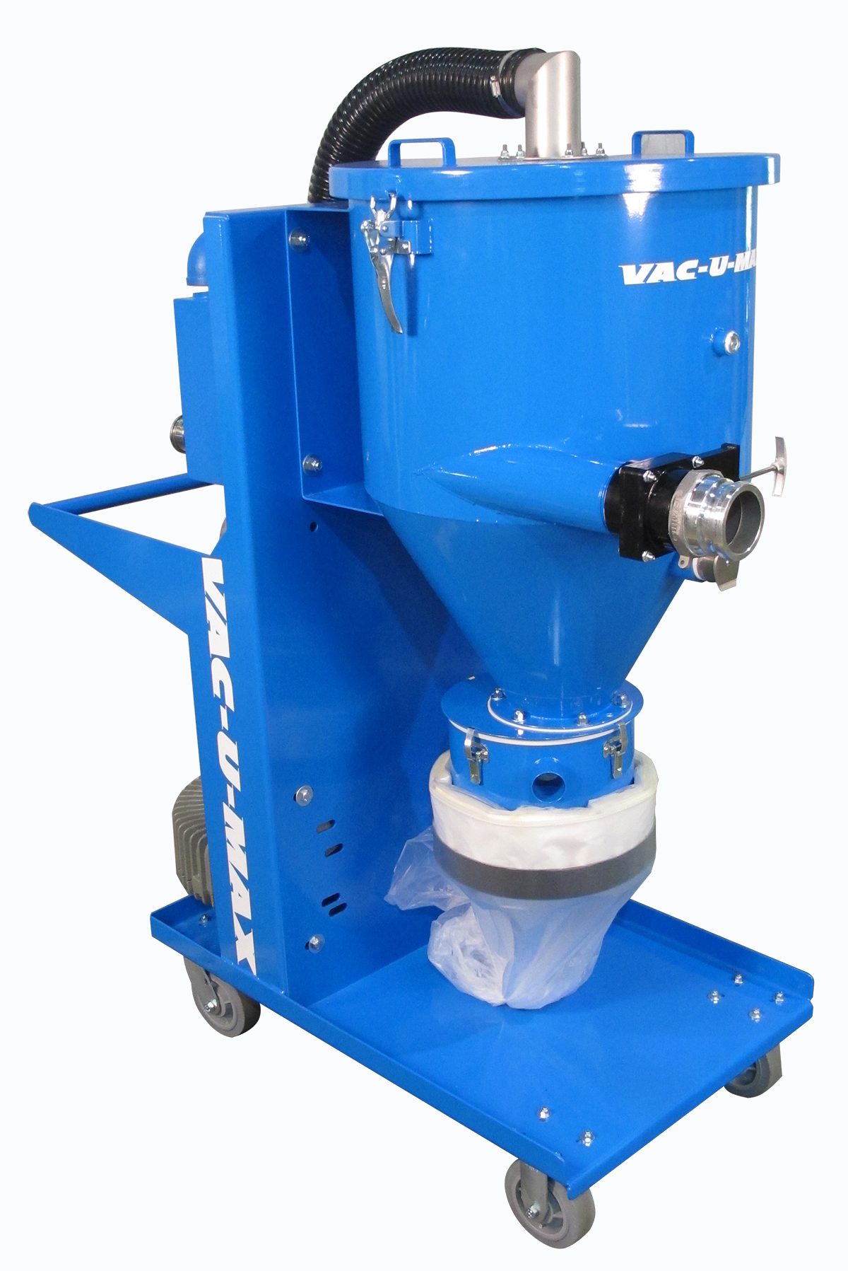 Continuous Duty Industrial Vacuum Cleaner