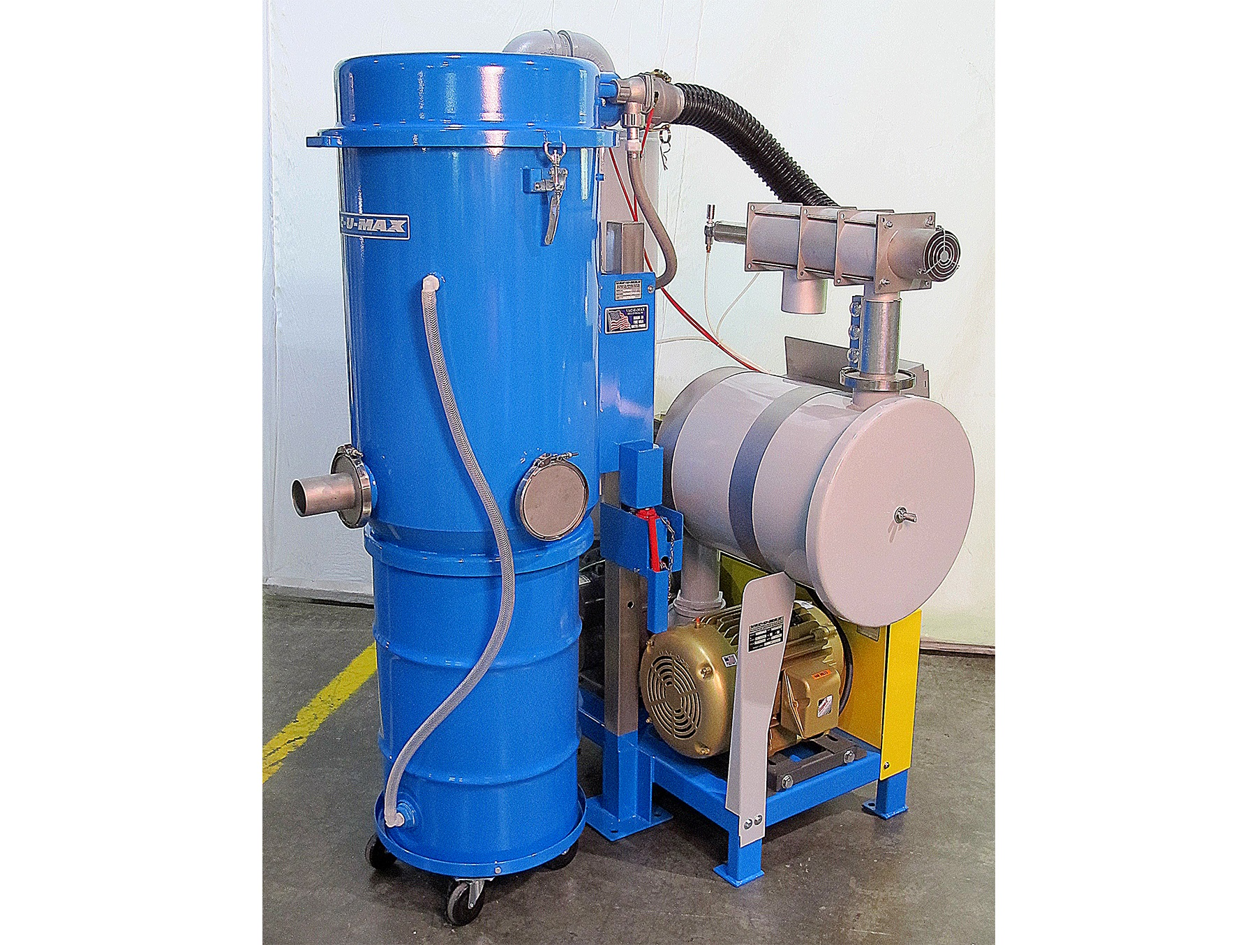Central Vacuum Cleaning System