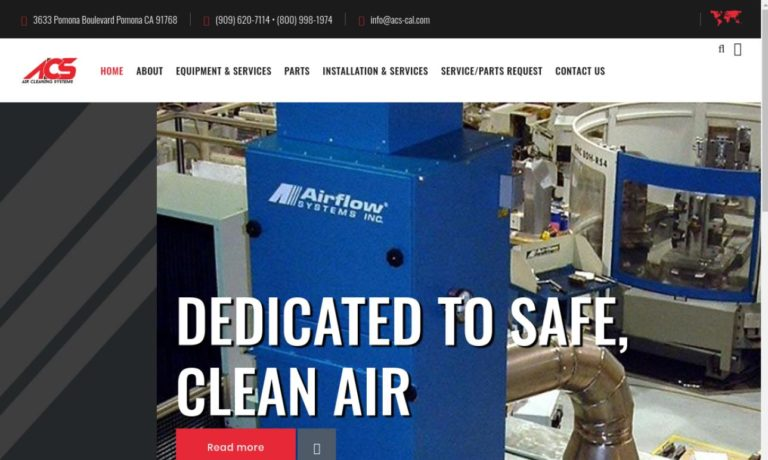 Air Cleaning Systems