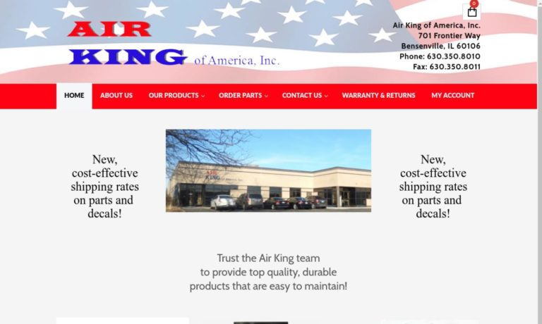 Air King of America, Inc.