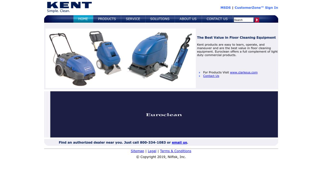 Kent/Euroclean