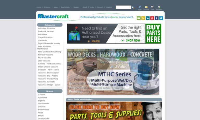 Mastercraft Industries, Inc.