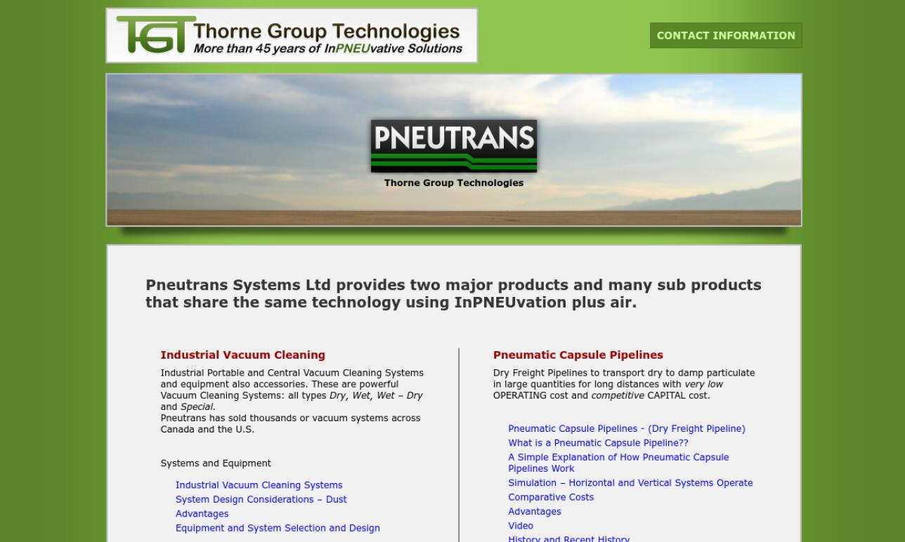 Pneutrans Systems Ltd
