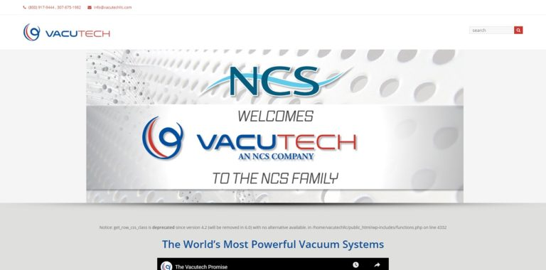 Vacutech™ LLC