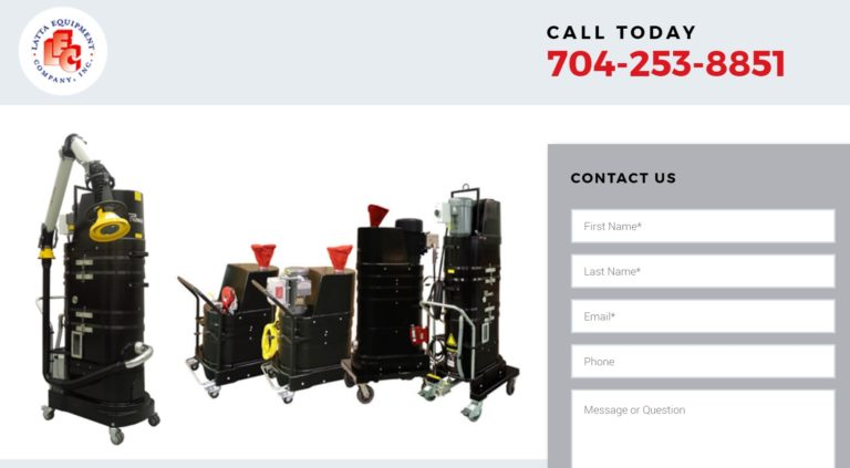 Latta Equipment Company, Inc.