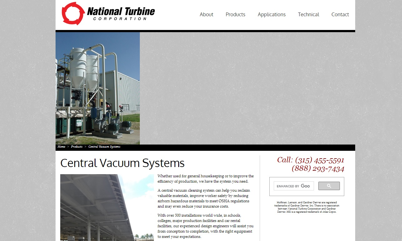 National Turbine Corporation