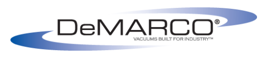 DeMarco MAX VAC® Corporation Logo