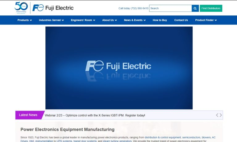 Fuji Electric Corp. of America